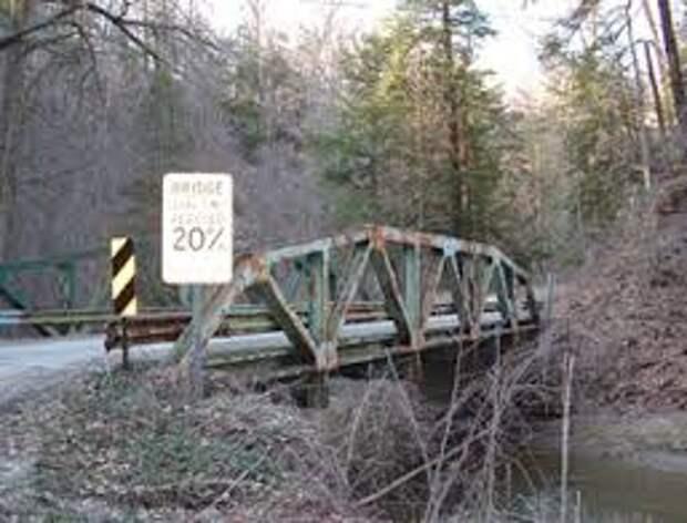 плачущий мост