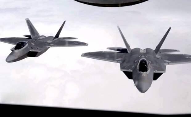 ВВС США намерены отказаться от F-22