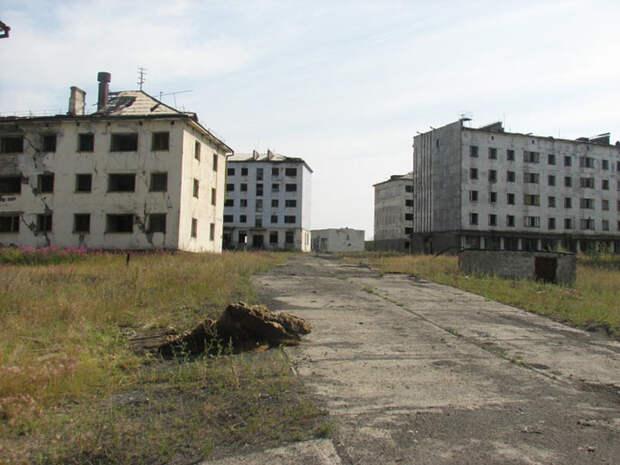 Эпические заброшенные места России
