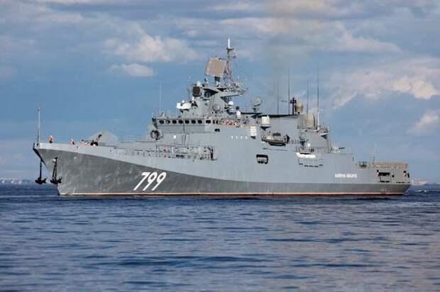 Версия Avia.pro: британский Trent в Черном море может попытаться блокировать российские корабли