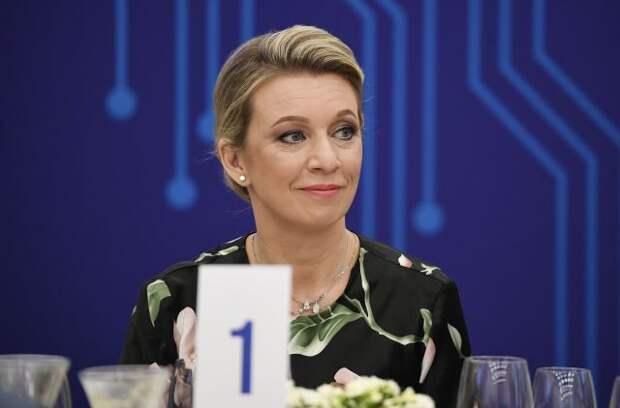 Захарова отвергла обвинения Запада в дискриминации СМИ-иноагентов