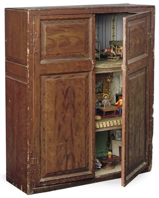 Кукольные домики XVIII–начала XX вв.