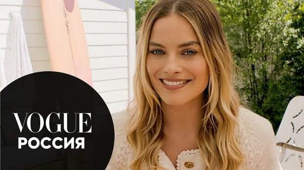 """""""73 вопроса"""" видео-рубрика журнала """"Vogue"""""""