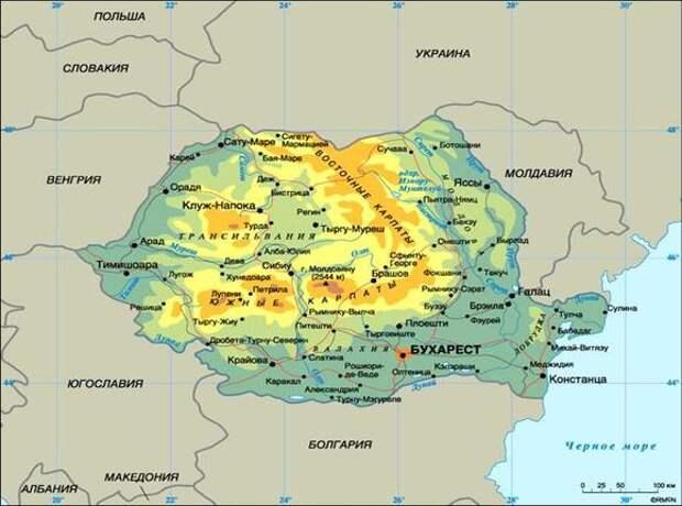 Глава Румынии призвал к сдерживанию России на «восточном фланге» НАТО