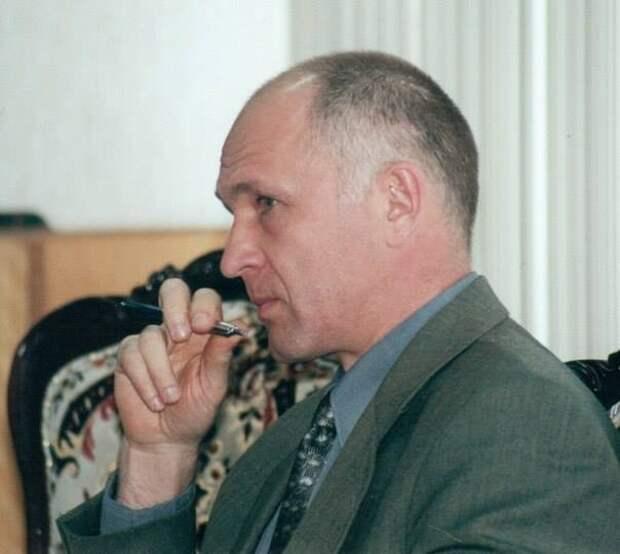 Майор ШИРЯЕВ Владимир Николаевич