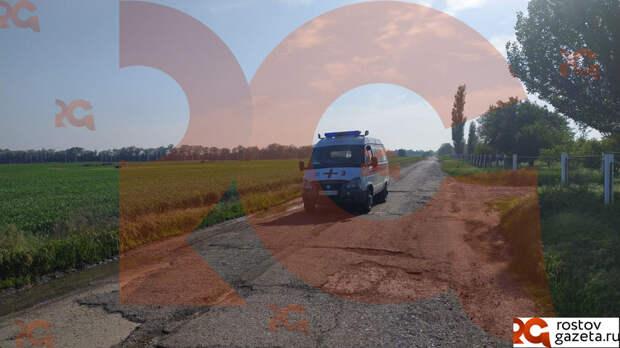 Появилось первое видео сместа гибели 10 рабочих вРостовской области