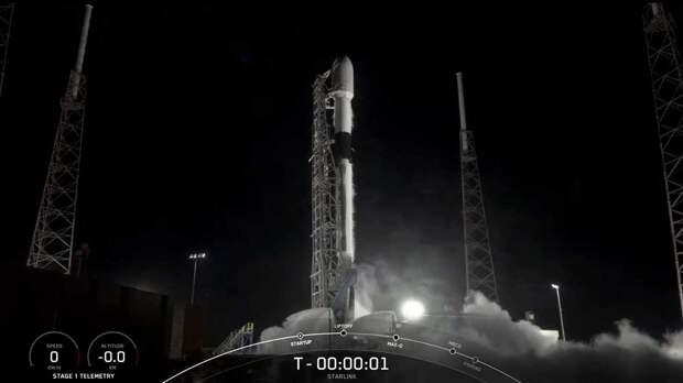 SpaceX совершила рекордный запуск ракеты со спутниками