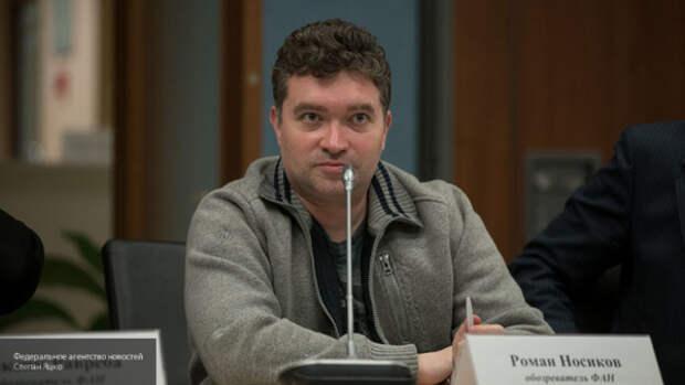Роман Носиков: Поведение послов ряда стран ЕС в Белоруссии нарушает Венскую конвенцию
