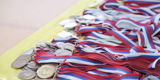 Семья из Алтуфьева помогла округу завоевать «бронзу» на городской спартакиаде