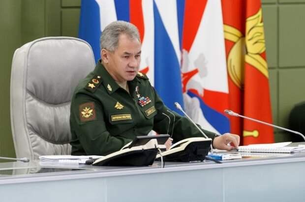 Шойгу объявил о старте программы обновления российских военкоматов