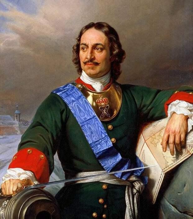 Этот странный «русский» царь Питер