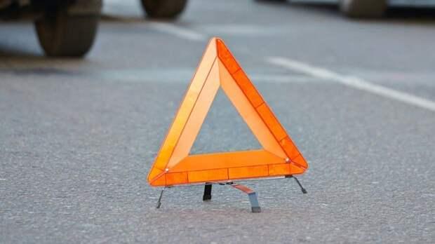 Десять человек пострадали вДТП смикроавтобусом под Красноярском— фото