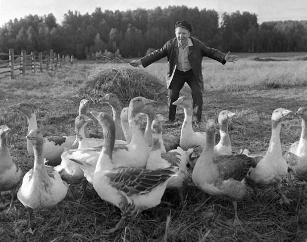 Олег Попов без грима. Лица советской эпохи