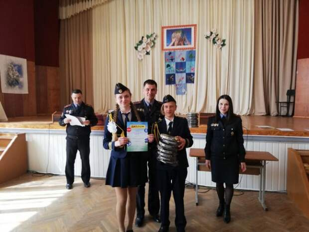 Финал 48 областного слёта-конкурса отрядов ЮИД.