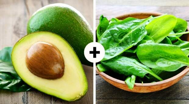 20 продуктов, которые принесут максимум пользы, если есть их вместе