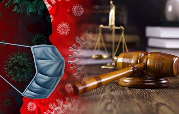 Верховный суд принял иск от ковид-диссидентов к правительству России