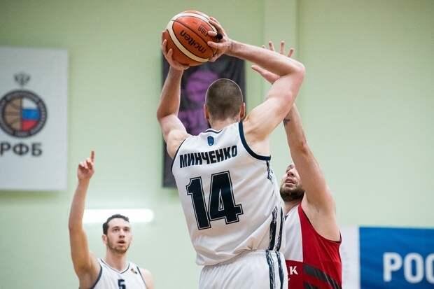 Лучший центровой Суперлиги покинул баскетболистов Ижевска