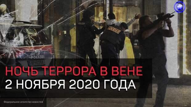 «Подлый террористический акт»: в центре Вены убиты 4 человека, 15 ранены