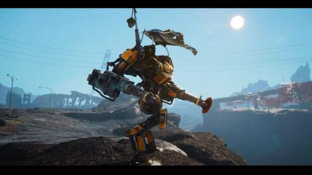THQ Nordicпоказала геймплей Biomutant на Xbox Series XиPlayStation 5