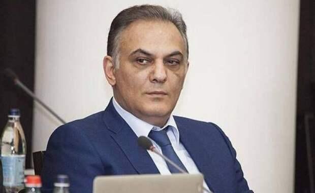 Экс-мэр Еревана помещëн под арест после прилëта изМосквы