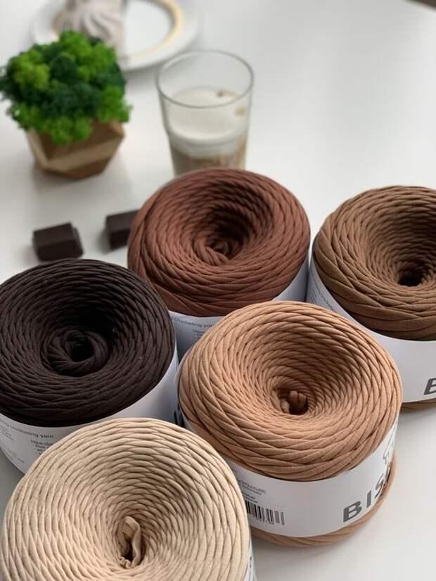 Ковры для дома, которые легко вяжутся обычным, толстым крючком! Схемы для вязания