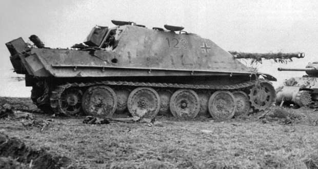 «Ягдпантера» на фоне «Пантеры» – мнение немецкого танкиста