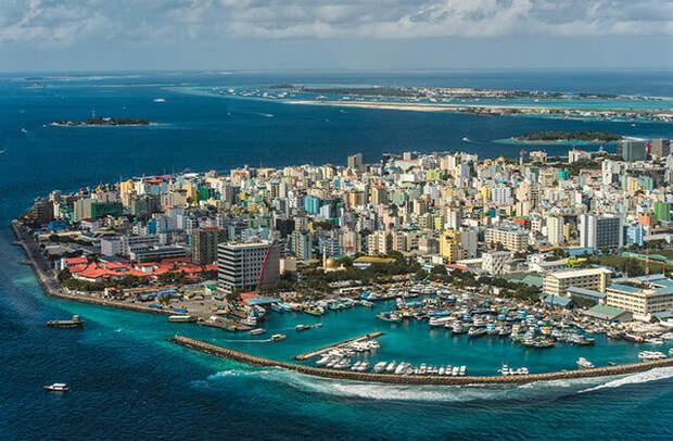 Мальдивы по-русски
