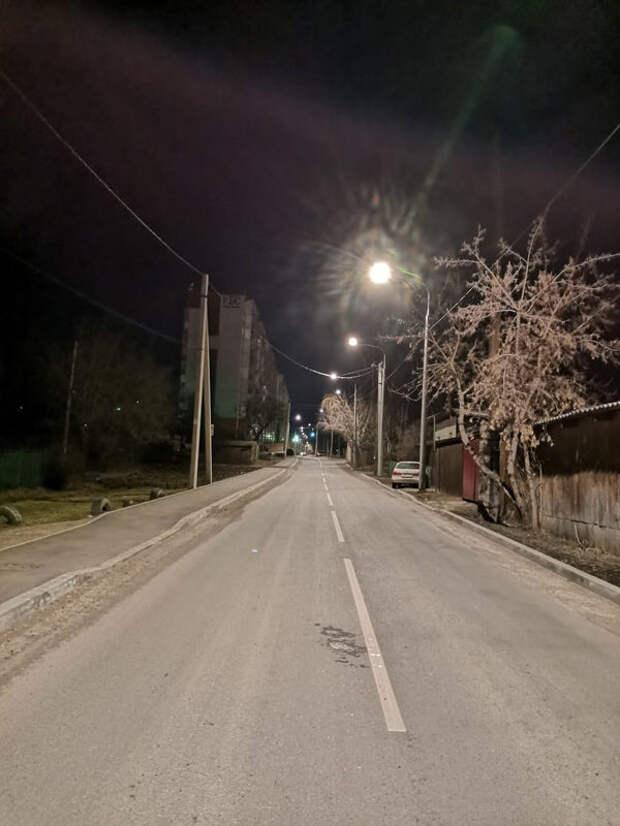 Дом, улица, фонарь: на шести улицах Красноярска появится новое освещение