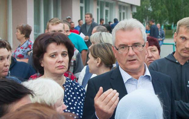 Пензенский губернатор нашел «виновников» протеста в Чемодановке. Говорит, что причастны «Америка и Запад» ВИДЕО