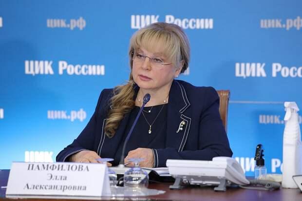 ЦИК ответила критикам на обвинения в нарушениях на выборах