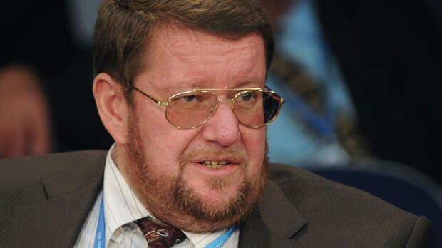 Сатановский: Обижалась как-то Грузия на Россию...