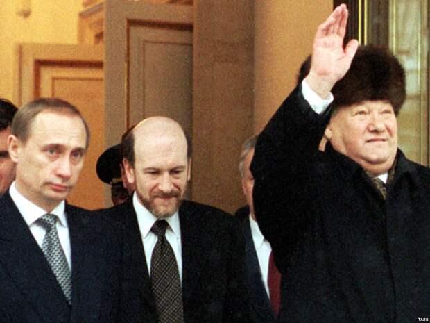 Я устал я ухожу. Речь Ельцина об отставке, 31 декабря 1999 года