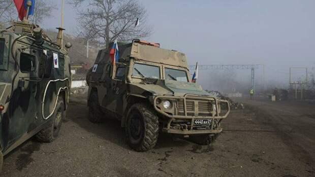 Миротворцы РФ доставили 330 тонн гуманитарного груза в Кельбаджарский район Карабаха