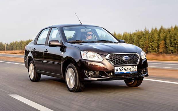 Datsun on-DO — теперь c автоматом!