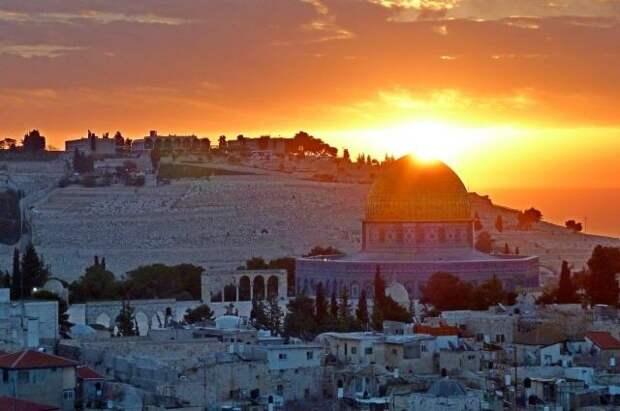 Байден считает создание двух государств решением конфликта в Израиле
