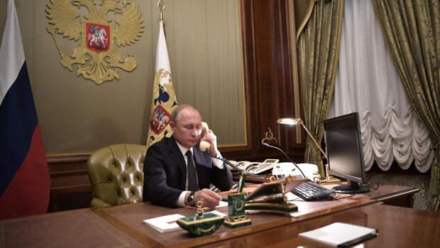 Президенты России и США обсуждали информацию о подготовке покушения на Лукашенко