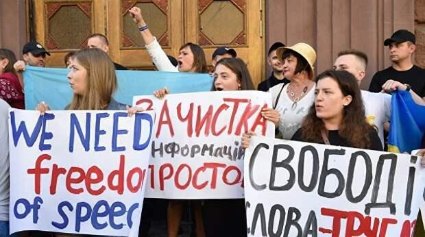 Управление Украиной свелось к сплошным репрессиям. Ростислав Ищенко
