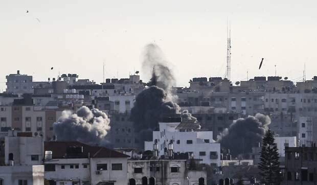 Силы ЦАХАЛ нанесли новый удар по сектору Газа
