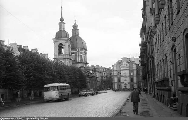 Санкт-Петербург, было-стало