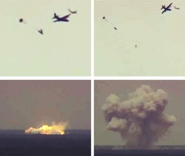 """США сбросили на ИГ в Афганистане сверхмощную """"мать всех бомб"""""""