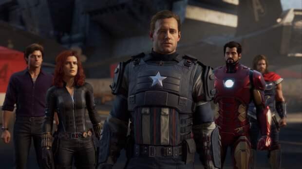 Мстители снова облажались: игра Marvel's Avengers: A-Day получила первый трейлер и дату релиза