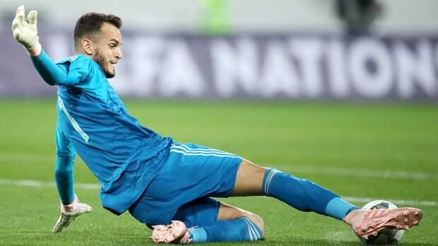 Дасаев: «Черчесов все правильно сделал, Гильерме не достоин играть за сборную»