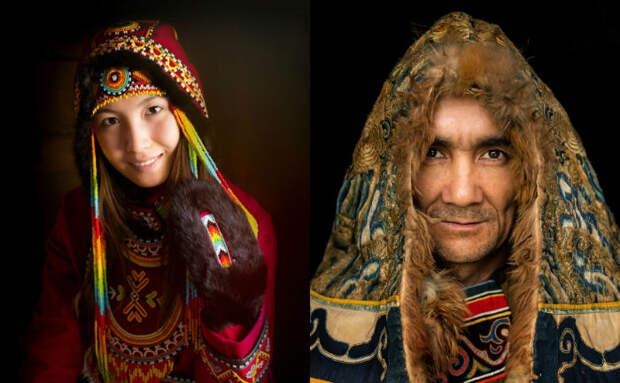 Лица Сибири: 35 потрясающих портретов якутов, ульчи и негидальцев