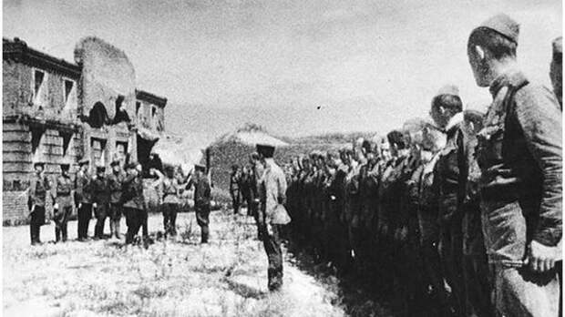 В июле 1944-го: как советские войска освободили Брест