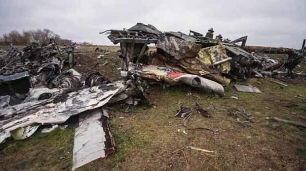 Антипов рассказал о странностях, с которыми столкнулся экипаж MH17