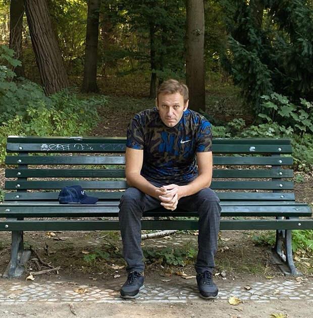 фото из Instagram Навального