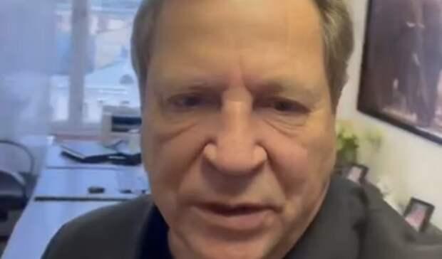Депутат госдумы отСтаврополья обвинил Валуева взаказе нагубернатора