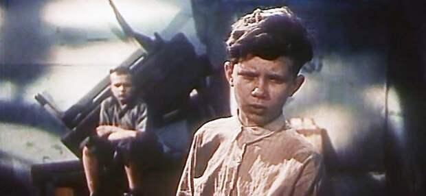 Кадр из фильма «Повесть пламенных лет», 1961 год