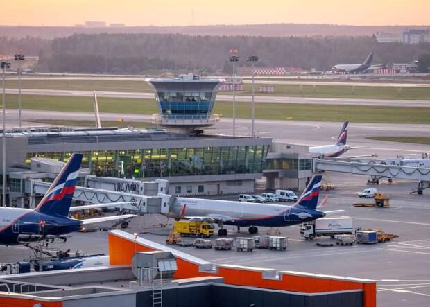 Россия ограничивает полеты в Великобританию, США и ОАЭ