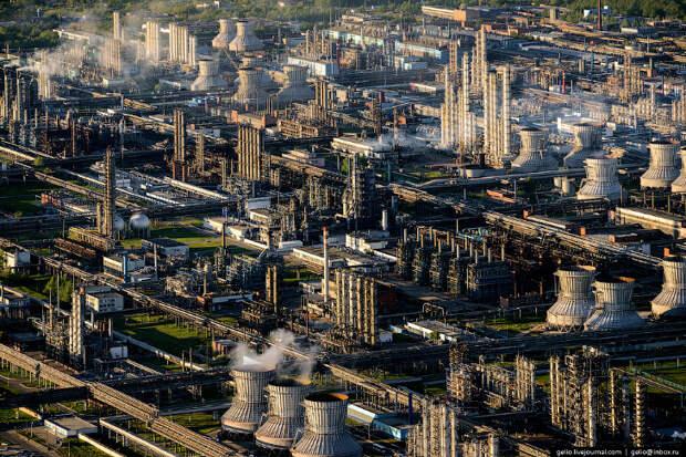 Нижнекамск — столица нефтепереработки России